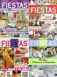 Журнал Facil Facil Fiestas especial. 11 numeros