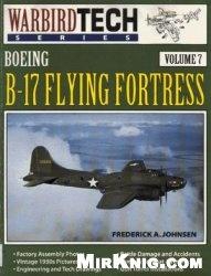 Книга Warbird Tech Series Volume 7: Boeing B-17 Flying Fortress