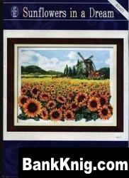 Книга Буклеты вышивки крестом «Пейзажи»от DOME