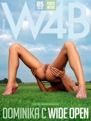 Журнал Журнал Watch4Beauty (2009): Dominika C - Wide Open