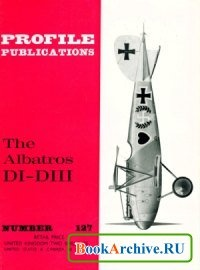 Книга The Albatros DI-DIII (Profile Publications Number 127)