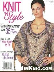 Журнал Knit'N Style №149 June 2007
