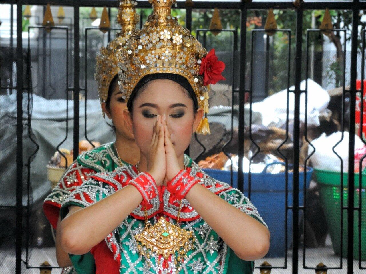 Храм Эраван, Бангкок