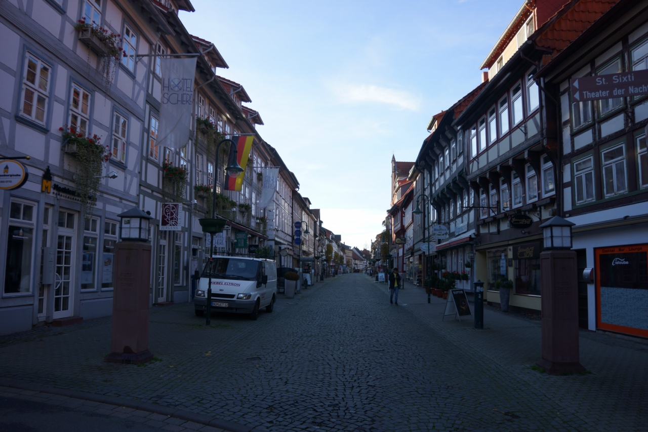 Город Нортхайм (Northeim)