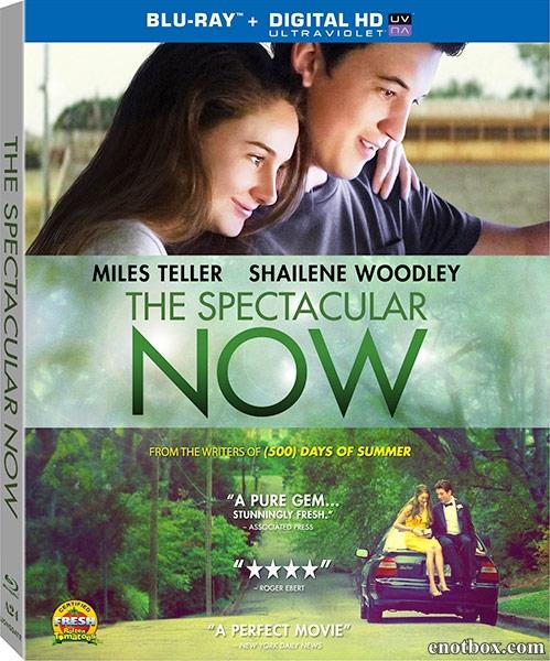 Захватывающее время / The Spectacular Now (2013/BDRip/HDRip)