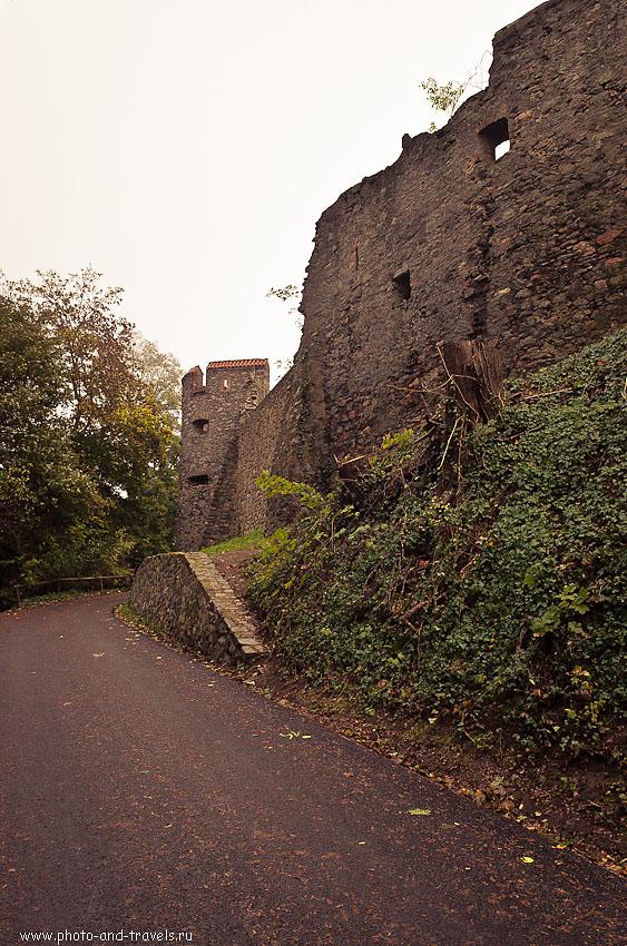 3. Замок Франкенштейна (Burg Frankenstein) в окрестностях Франкфурта. Отзывы о поездке на машине по Германии.