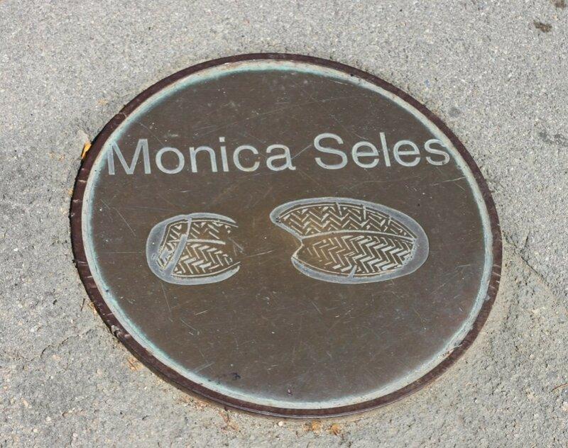 Барселона - Моника Селеш (Barcelona - Monica Seles)