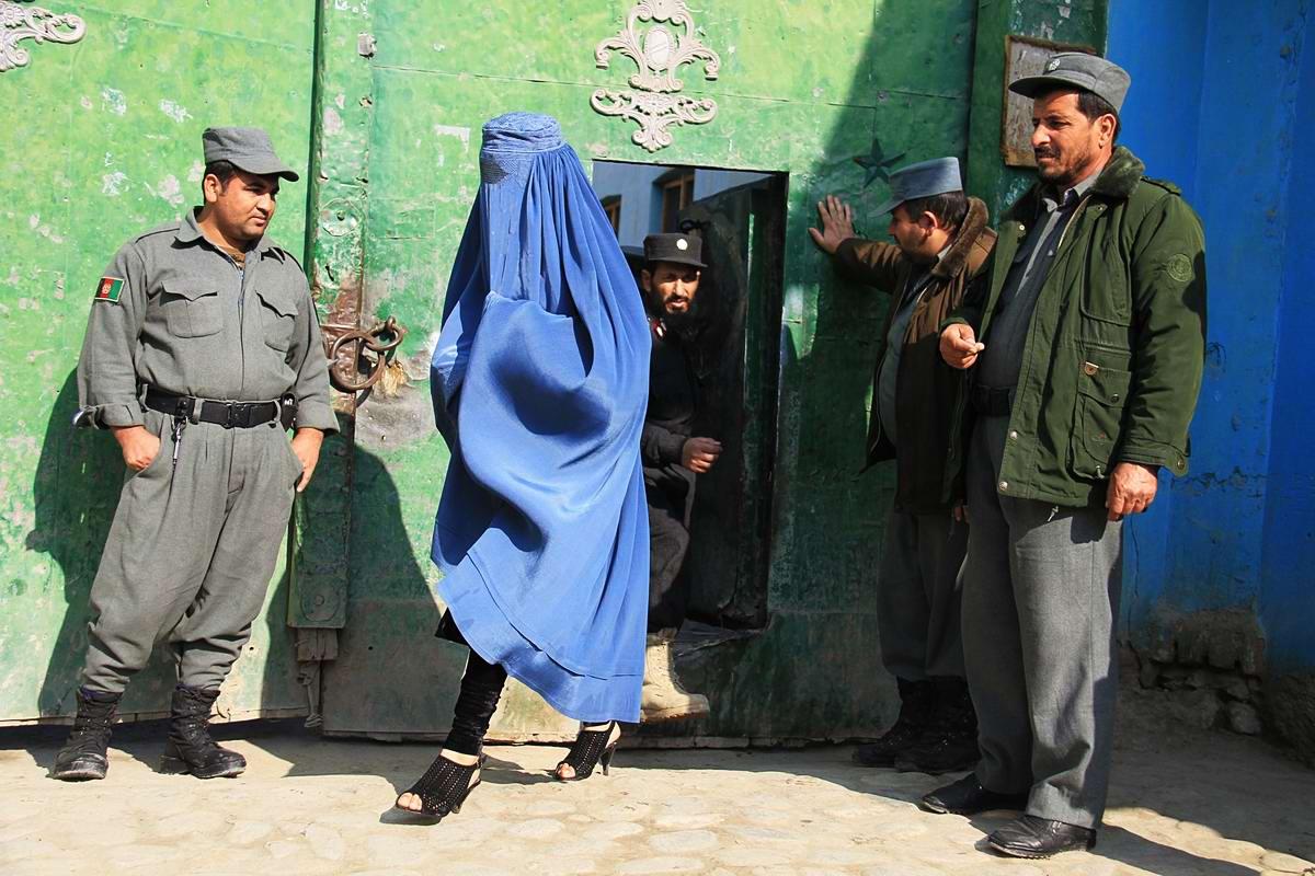 Каблуки и паранджа: Афганские зарисовки
