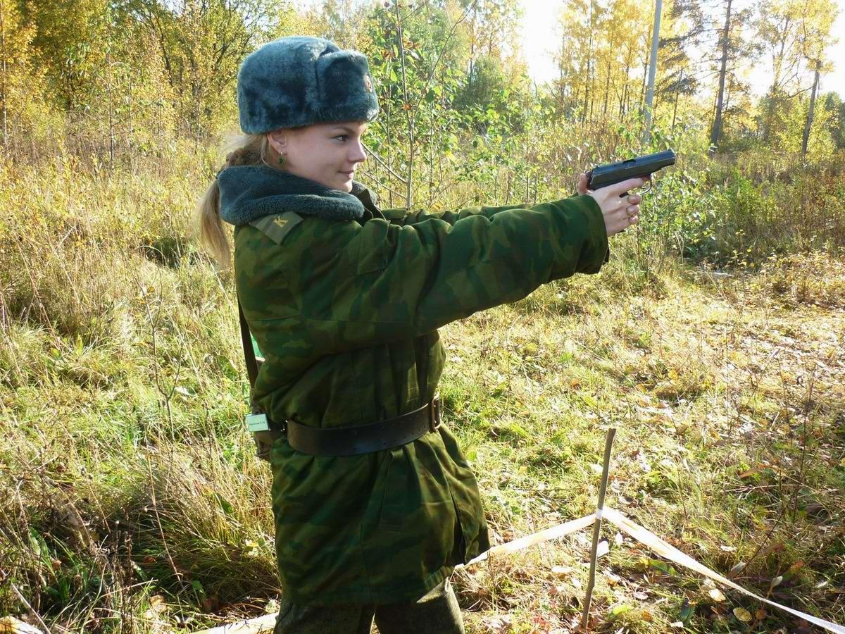 От тайги до британских морей ... : Лица девушек из Российской армии (21)