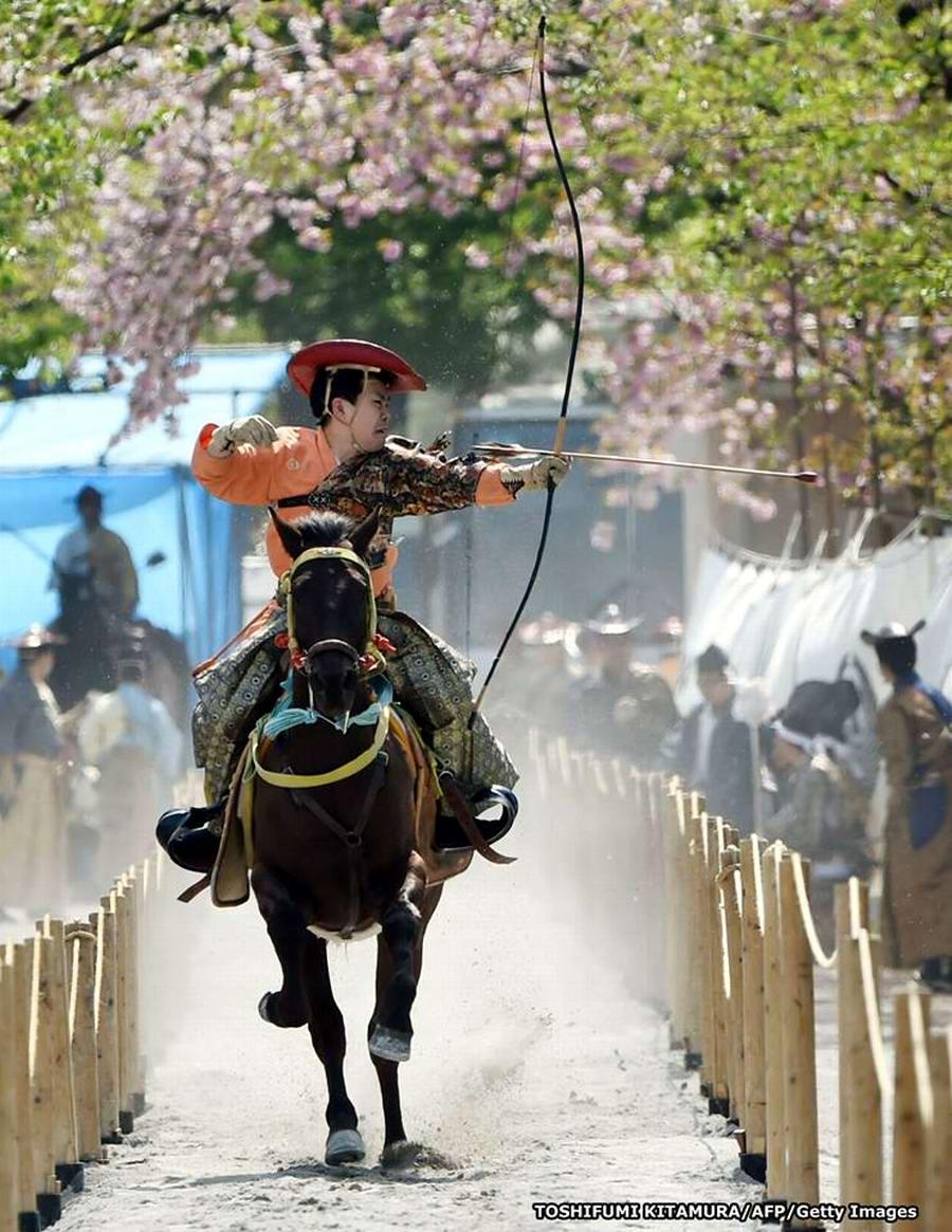 Стреляем из лука на полном скаку: Потомки японских самураев (12)