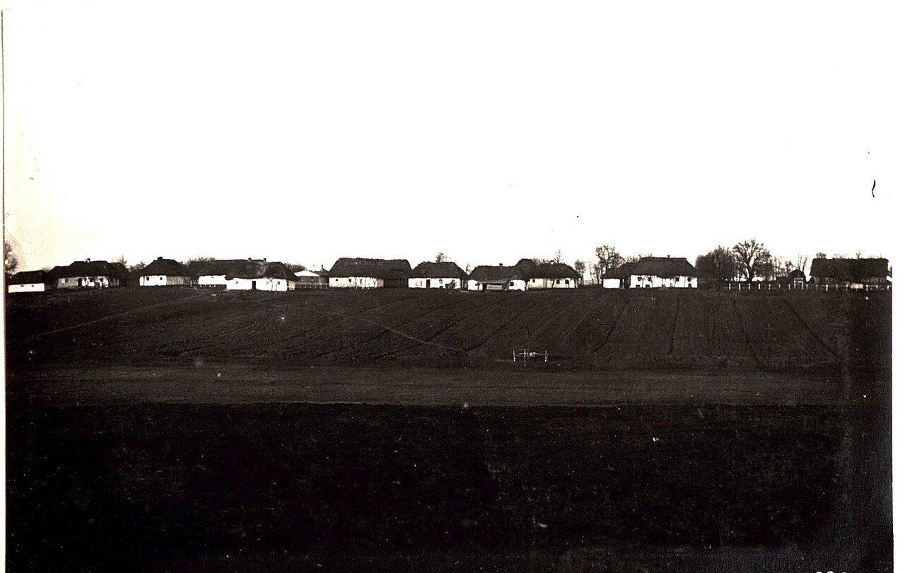 Павловичи. Северная часть села