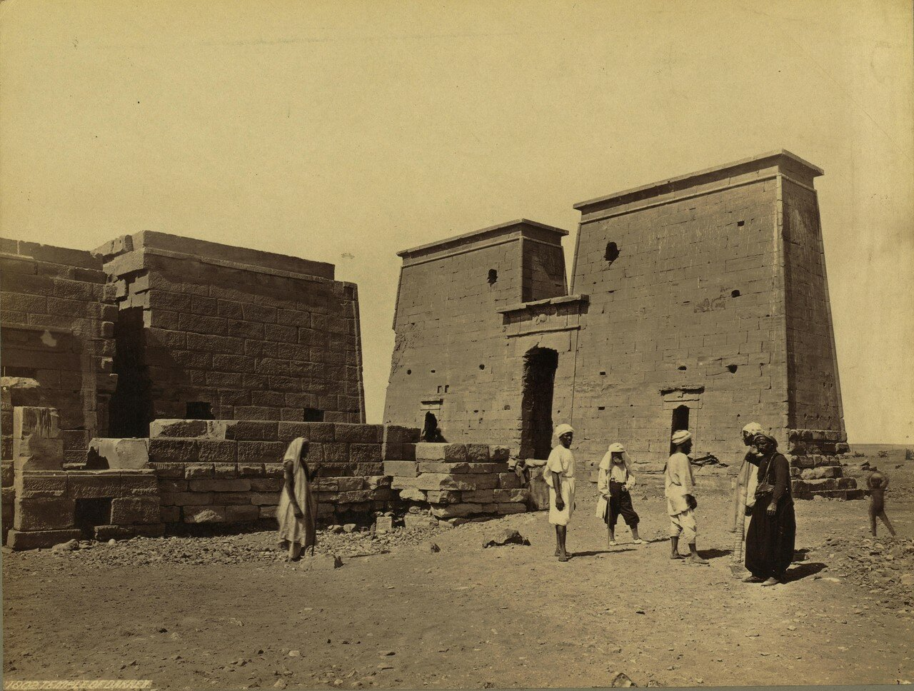 Дакка. Храм. 1856-1860