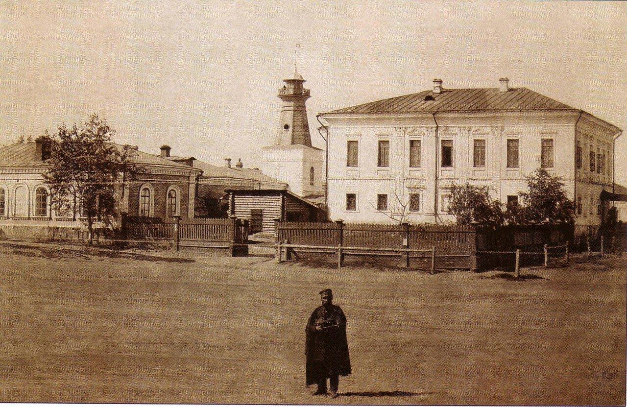16. Дом чиновника Петра Розинга