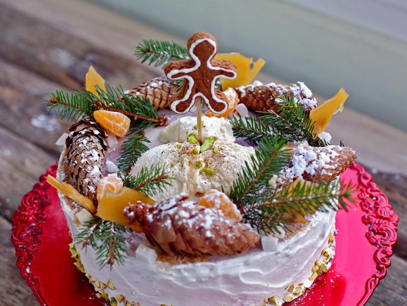 Сметанник - пошаговый рецепт вкусного торта с фото #10.