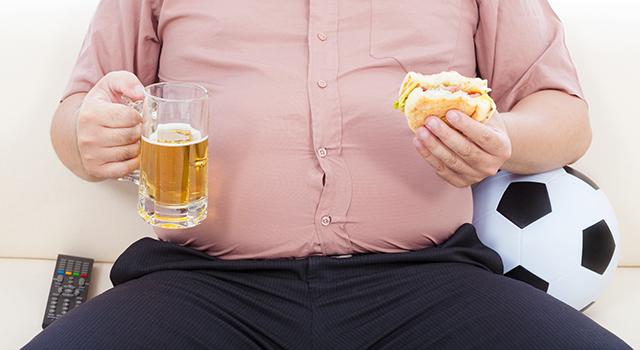 Россия заняла четвертое место в списке «толстых» стран