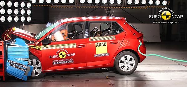Определены безопасные автомобили прошлого 2014 года