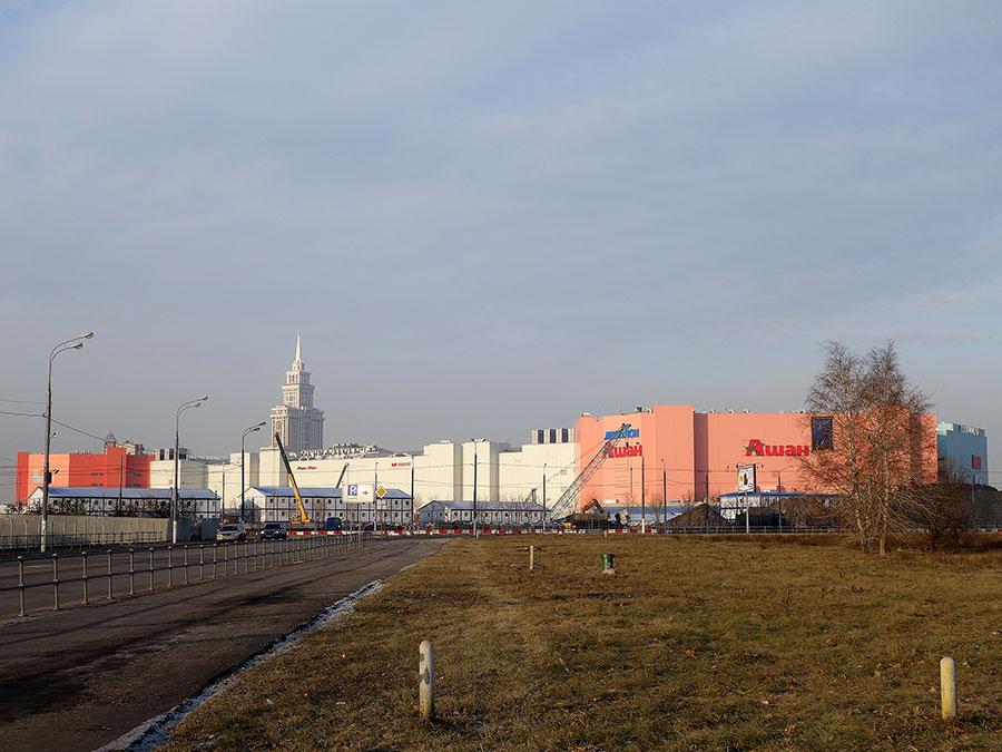 ТЦ Авиапарк на Ходынском поле (Ходынке), адрес