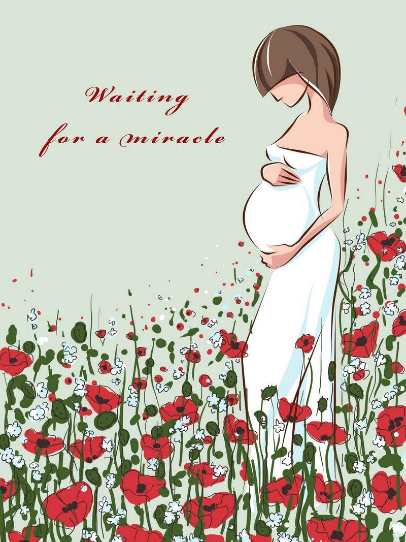 Прикольные картинки про беременность (42 фото) Прикольные