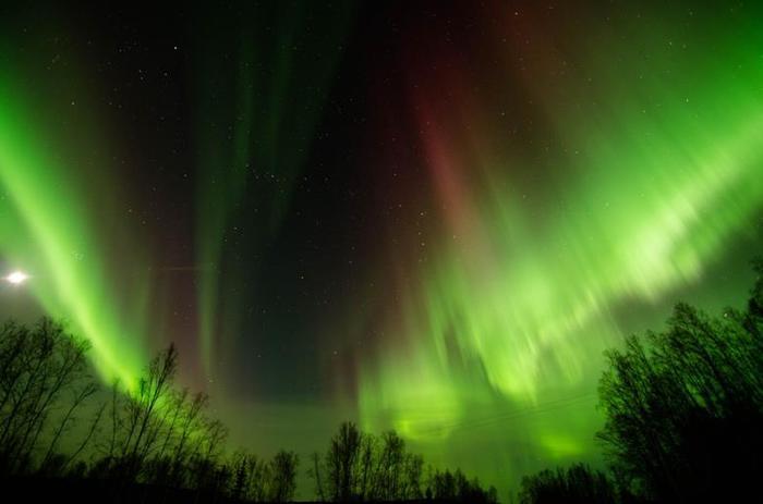 Красивые фотографии полярного сияния 0 10d64b 478fc0fd orig