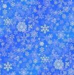 бесшовные фоны снежинки