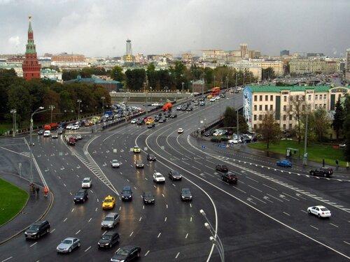 Переплетение дорог