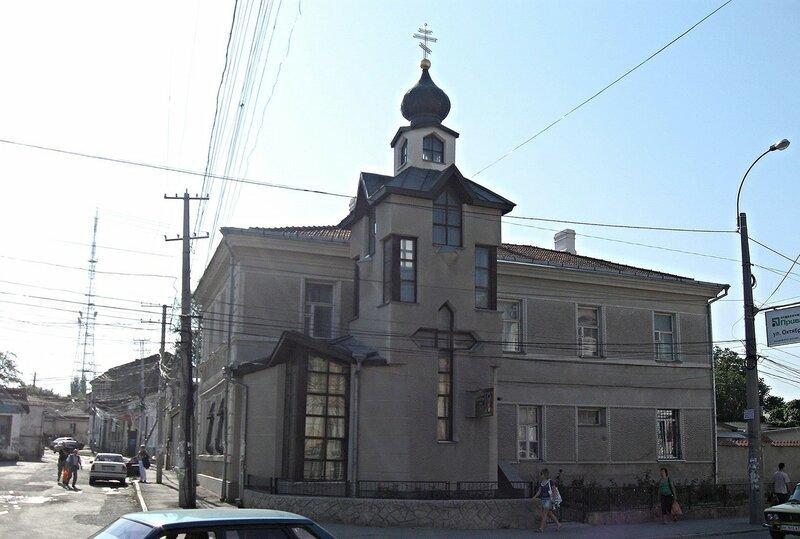 Часовня Св.Луки Крымского.
