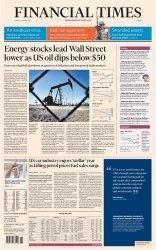 Журнал Financial Times Europe - 6 January 2015