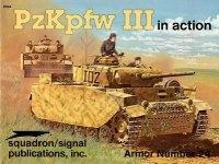 Книга Armor Number 24: PzKpfw III in Action.