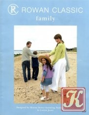 Rowan ckassic book 32 family