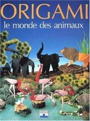 Книга Origami : Le Monde des animaux