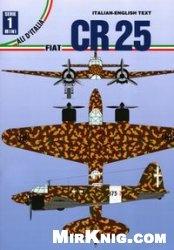 Книга Ali d'Italia Mini 1: Fiat CR 25