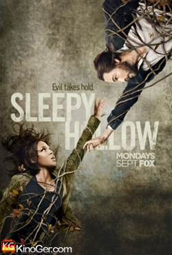 Sleepy Hollow Staffel 1-3 (2014)
