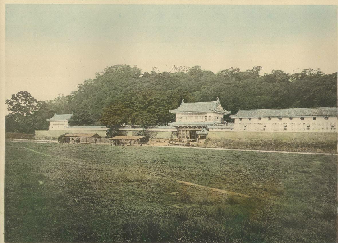 Кагосима. Замок