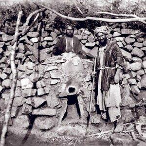 Самарканд. Литейная печь