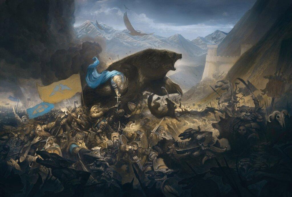 Tolkien illustrated, Justin Gerard280.jpg