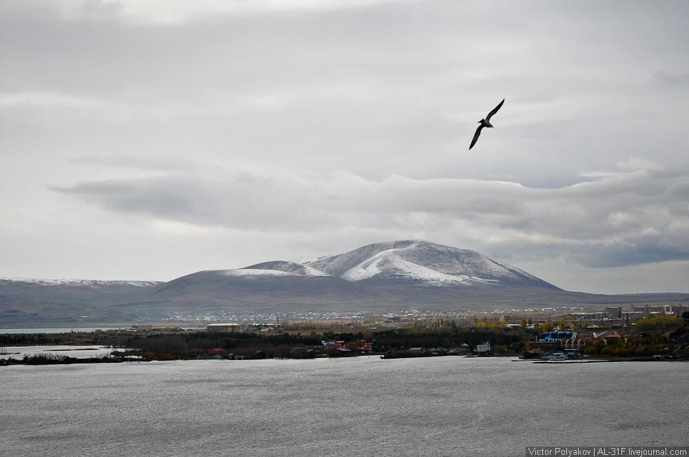 Армения. Озеро Севан