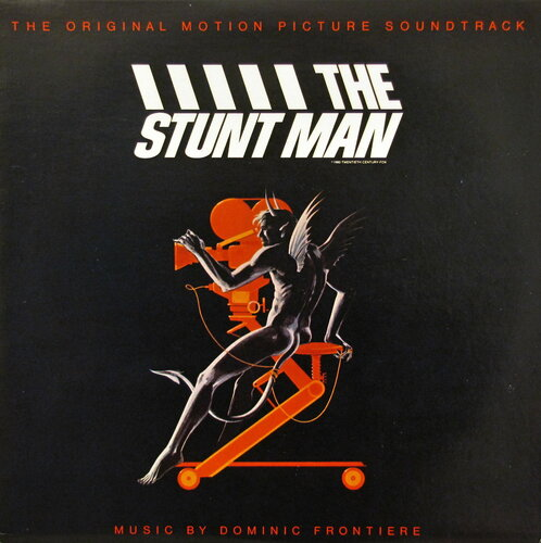 OST. Dominic Frontiere - The Stunt Man (The Original Motion Picture Soundtrack) (1980) FLAC