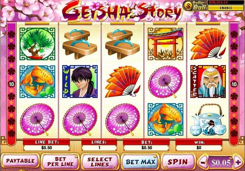 Система выигрышей в игровых слотах Японии