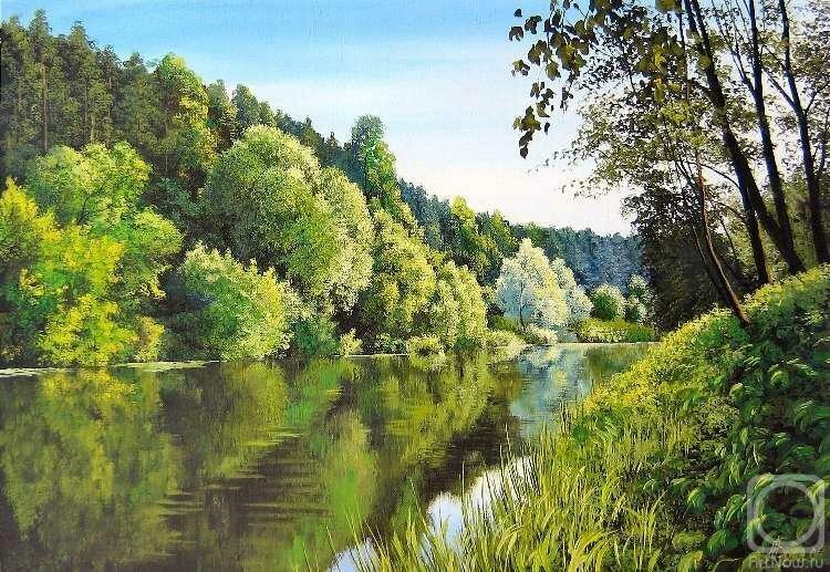 Зеленое отражение. Былич Александр Леонидович
