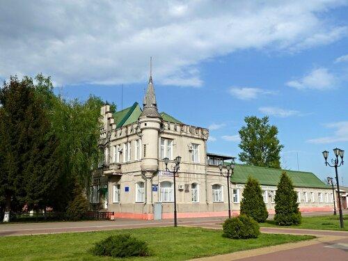 Дом Дмитренко