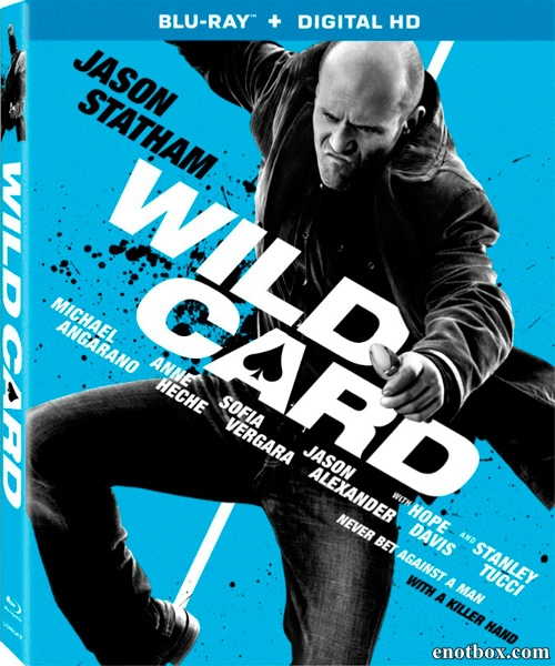 Шальная карта / Козырь / Wild Card (2015/BDRip/HDRip)