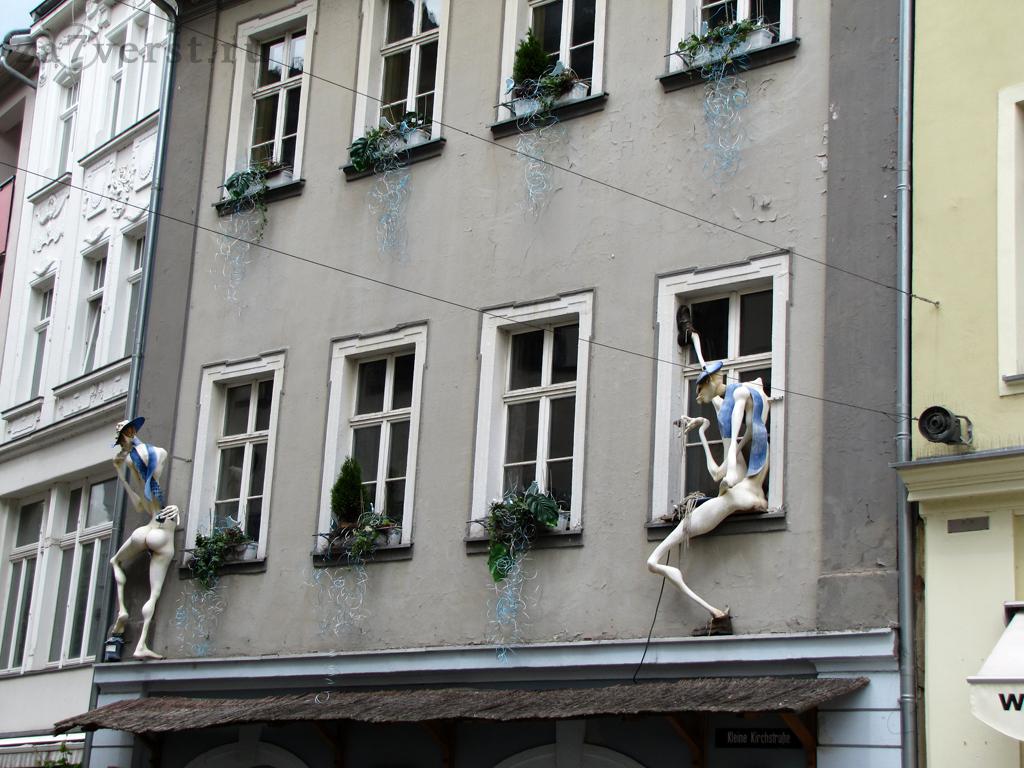 Декор. Ратушная площадь. Гера. Германия