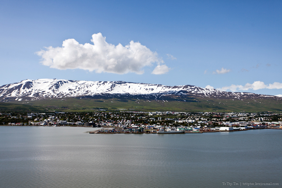 11. Дороги Нордюрланда и киты залива Скъяльфанди.
