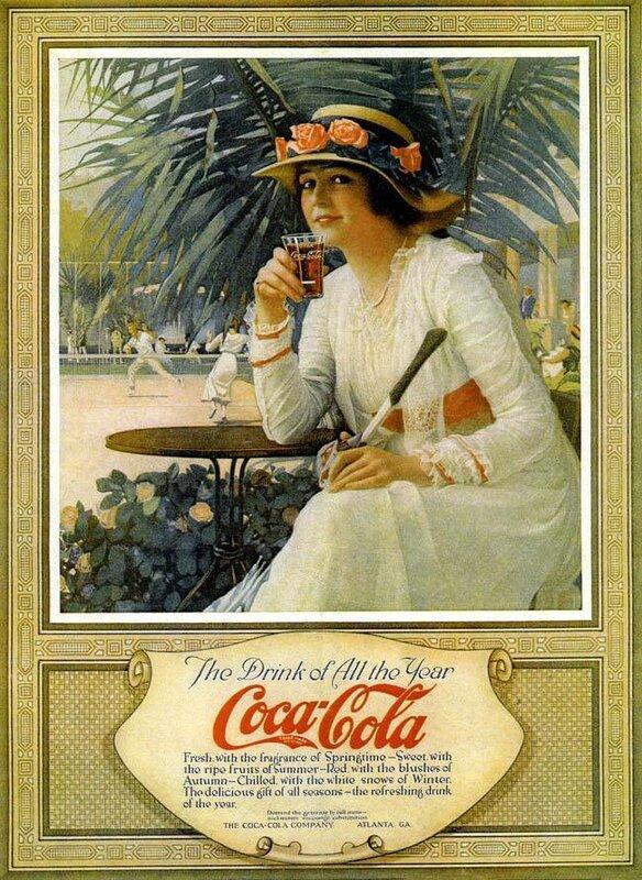 Coca-Cola, 1917