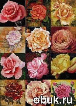 Flores Rosas II