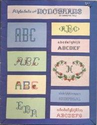 Книга Alphabets and Monograms. Book 6