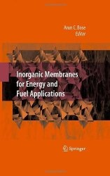 Книга Inorganic Membranes for Energy and Environmental Applications