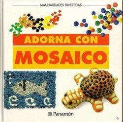 Книга Adorna con Mosaico