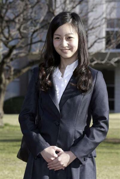 Японская принцесса Како