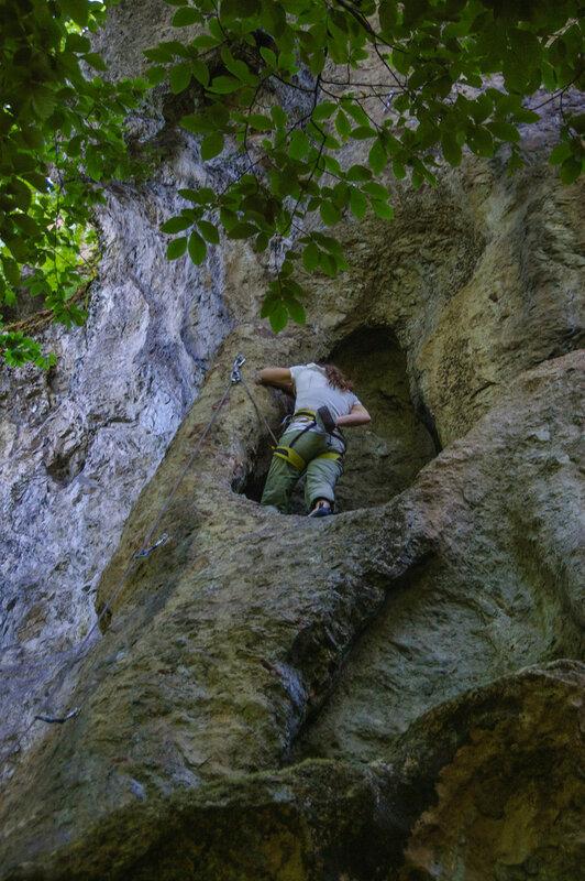 Фестиваль скалолазания - Памяти друзей 2015. г.Лермонтов, Орлиные скалы